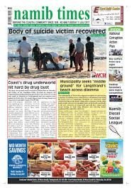 11 july namib times e edition by namib times virtual issuu