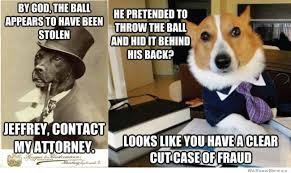 Lawyer Dog Memes - old money dog calls his lawyer weknowmemes