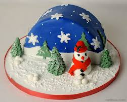 Simple Christmas Cake Decorations Ideas by 25 Creative Christmas Cake Decoration Ideas And Design Examples