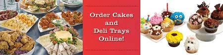 order cake online albertsons order cakes deli trays