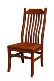 Reclaimed Wood Dining Chair Design  Side Chair  Standard - Wood dining chair design