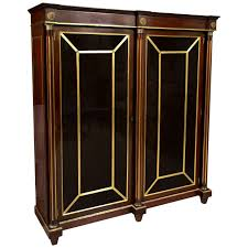 fabulous antique pine bookcase dresser display cabinet victorian