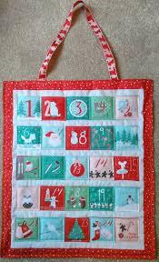 sew your own advent calendar fabric advent calendar advent