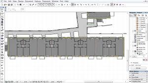 creating a 3d floor plan archicad 3d document youtube