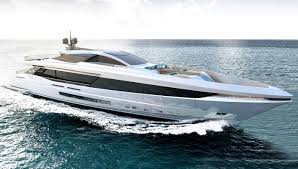 lexus sport yacht 42 the mangusta gransport 44 fast displacement yacht boating u0026 yachting