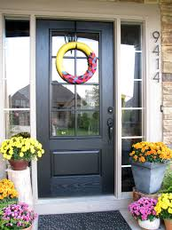 Exterior Wooden Doors With Glass by Glass Panels For Front Doors Examples Ideas U0026 Pictures Megarct