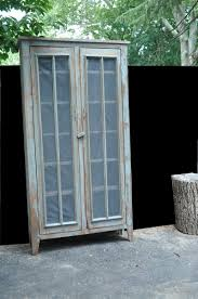 Barnwood Cabinet Doors by Hand Made A Reclaimed Barn Wood Cabinet 45 W X 16 D X 84 H By