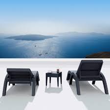 Patio Furniture Warehouse Miami Compamia Miami Resin Wickerlook Chaise Lounge Free Shipping