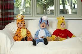 Infant Toddler Tiger Costume Baby Toddler Disney Winnie Pooh Tigger Tiger Fancy Dress