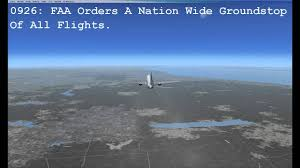United Airlines American Airlines by United Airlines Flight 93 Reconstruction With Atc Recording