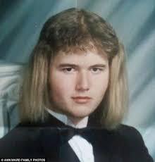 judge jeanine haircut awkward family photos share unfortunate 80s haircuts daily mail