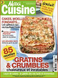 abonnement magazine maxi cuisine abonnement magazine maxi cuisine maxi cuisine n 113 4124 photos