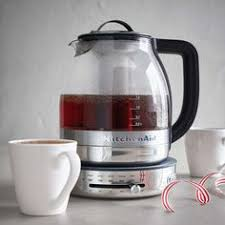 sur la table tea kettle farberware glass kettle with auto shut off g117a1b kettle and glass
