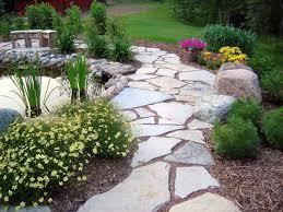Backyard Walkway Designs - outdoor stone pathway designs outdoor stone pathway designs