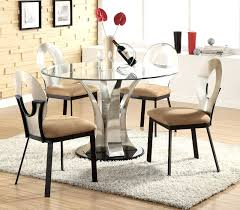 dining table round dining room table set for 6 cheap round glass