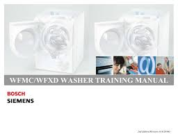 siemens wfxd8400uc specifications