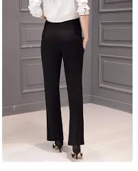 maternity work trousers colors high waist autumn new maternity for work career flare