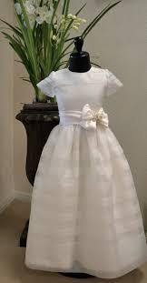 flower dress first communion dress confirmation dresses