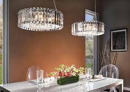 Glass Chandeliers For Dining Room Chandelier Dining Room Contemporary Glass Chandeliers
