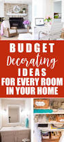 best 25 budget decorating ideas on pinterest cheap house decor budget decorating ideas for every room in a house diy budget decor