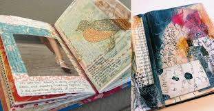 Upcycle Old Books - the altered book a creative way to upcycle books springfield