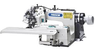 Machine Blind Stitch Industrial Differential Feed Blind Stitch Sewing Machine Foxsew
