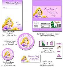 rapunzel birthday invitations u2013 gangcraft net