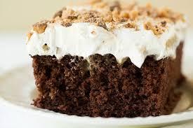 4 ingredient chocolate dump cake allfreecasserolerecipes com