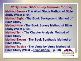 study bible bible book book dr ppt