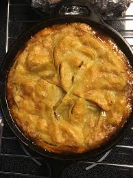 easy skillet apple pie recipe myrecipes