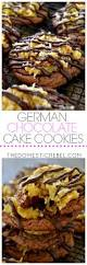 german chocolate cake cookies the domestic rebel