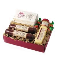 sausage and cheese gift baskets walmart clearance hickory farms spider pajamas danskin