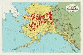 Alaska On A Map by Alaskan Boreal Forest Fires Release More Carbon Than The Trees Can