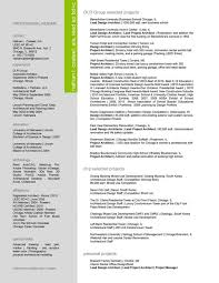 architecture resume cover letter dlr group selected projects how