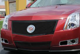 2011 cadillac cts grille 2008 2012 cadillac cts class mesh grille