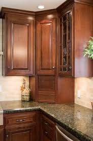 box kitchen cabinets built in bread box several different exles here kitchen