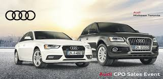 audi cpo lease audi midtown toronto vehicles for sale in toronto on m2j 4r2