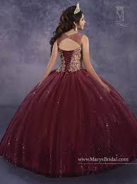 mary u0027s bridal princess collection quinceanera dress style 4q496