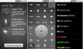 remote app android android remote apps for tv computer av receiver roku wd tv for nexus 7