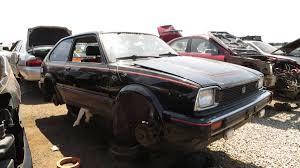 Civic 1980 Junkyard Find 1983 Honda Civic S Autoweek