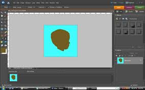 creating digital silhouettes with photoshop elements positively