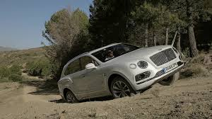 bentley bentayga 2016 a diesel v8 is the perfect engine for the bentley bentayga autoblog