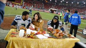 the 5 best thanksgiving day football of all time cbs dc