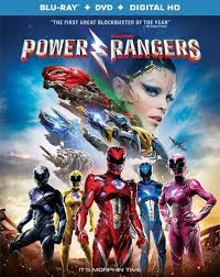 saban u0027s power rangers blu ray dvd 2 discs enhanced widescreen