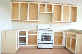 cost to build kitchen cabinets build kitchen cabinet diy