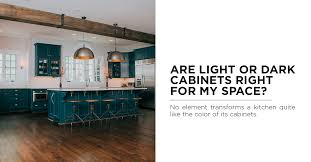 cupboards with light floors are light or cabinets right for my space wolf home