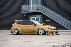 widebody wrx 2008 2014 subaru sti hatchback wide body kit mntrider design