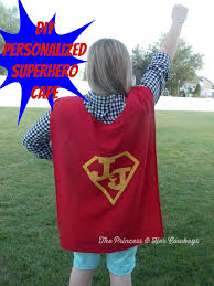 diy personalized superhero cape l princess u0026 her cowboys