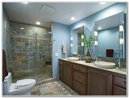 Can Lights In Bathroom Bathroom Recessed Lighting Layout Home Design Ideas