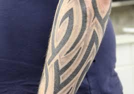 30 groovy tribal arm tattoos creativefan
